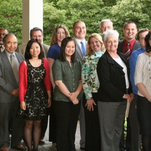 Spring 2012 MBA Graduates Recognized